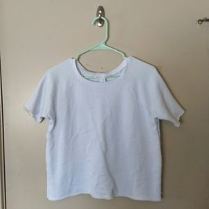 3/$15 °Victoria's Secret° French Terry Cropped Top